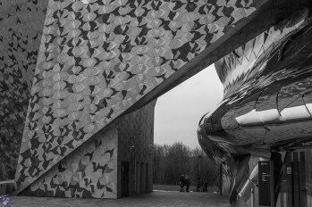 Parc de la Villette - Philarmonie de Paris