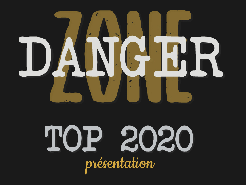Danger Zone Intro Top 2020
